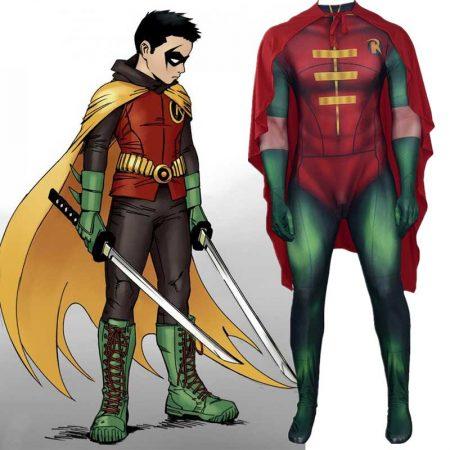 Superhero Costume
